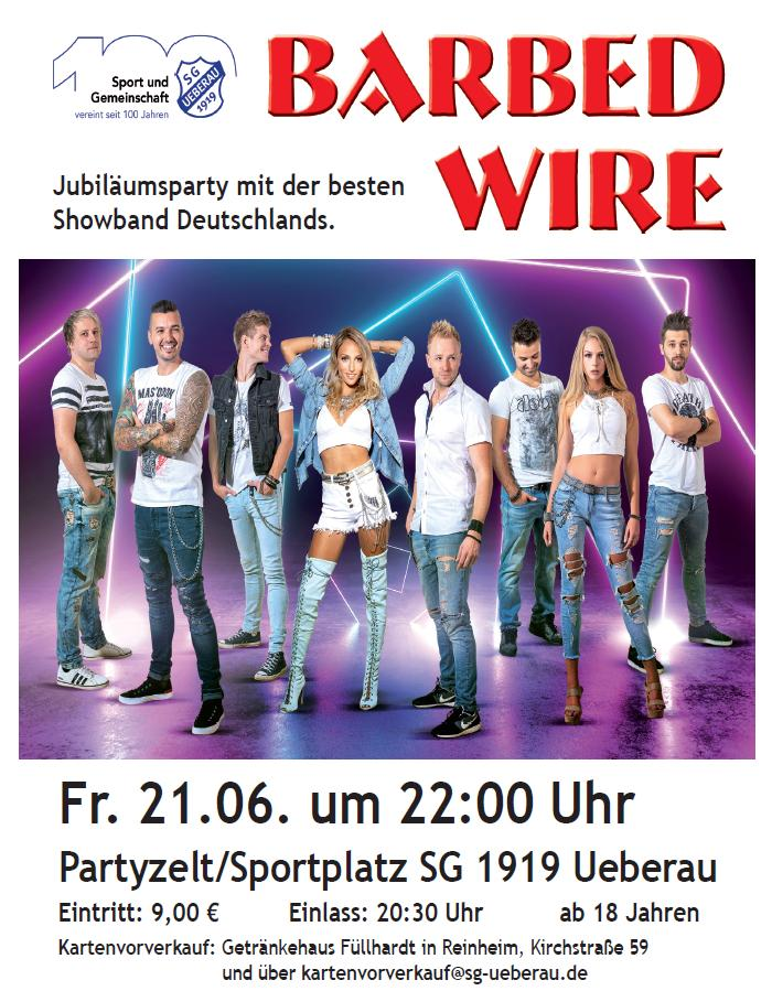 BarbedWire Plakat2019